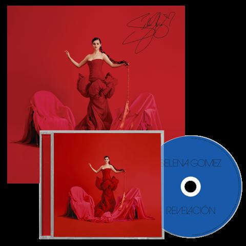 √Revelacion (CD + Signed Art Card) von Selena Gomez -  jetzt im Selena Gomez Shop