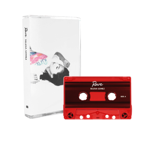 √Rare (Ltd. Cassette) von Selena Gomez - MC jetzt im Selena Gomez Shop