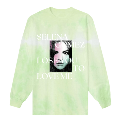 √Lose You To Love Me von Selena Gomez - Long Sleeve T-Shirt jetzt im Selena Gomez Shop