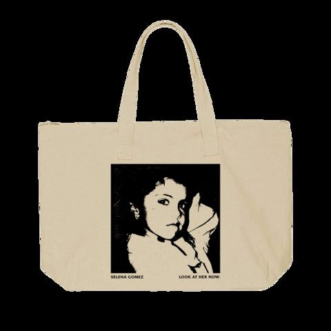 Look At Her Now von Selena Gomez - Record Bag jetzt im Selena Gomez Shop