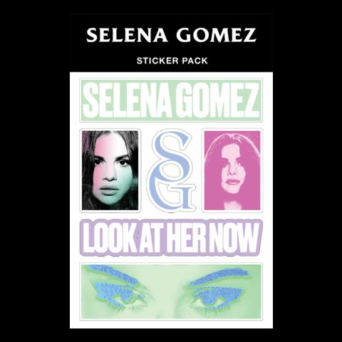 SG von Selena Gomez - Stickerset jetzt im Selena Gomez Shop